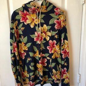 Polo Ralph Lauren floral hoodie